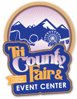 Tri-County Fairgrounds Logo