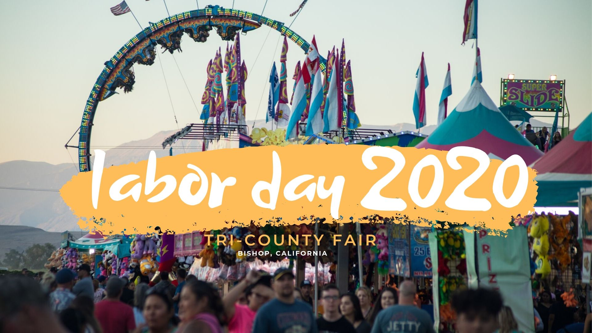 Tri County Fair Labor Day 2020